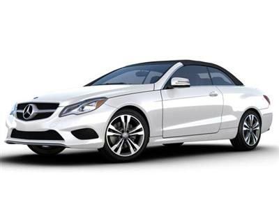 MERCEDEZ E 350 CONVERTIBLE Rental Miami