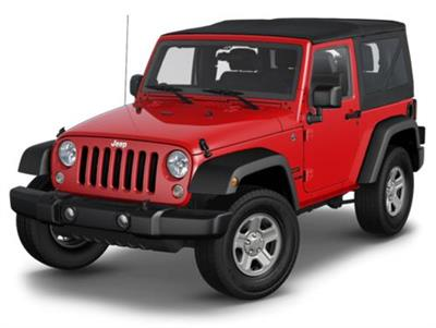 Jeep Wrangler Rental Miami