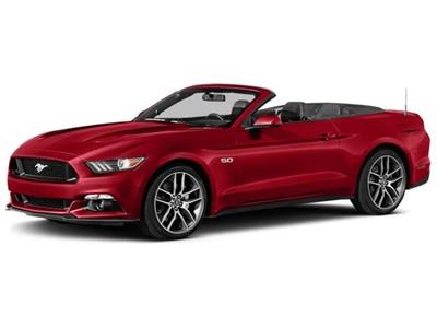 Mustang GT Convertible Rental Miami