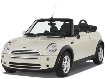 Mini Cooper Convertible Rental Miami