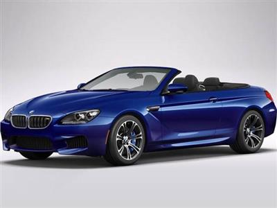BMW 650i Convertible Rental Miami
