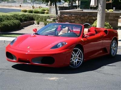 Ferrari F430 Spider Rental Miami