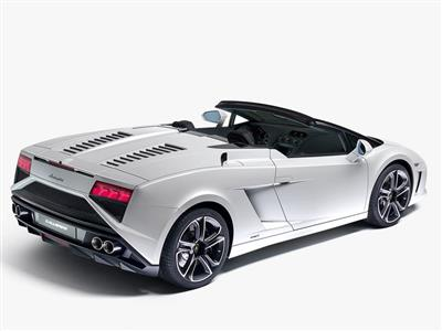 Lamborghini Gallardo Spider Rental Miami