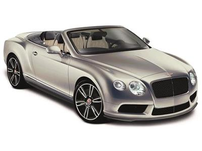 Bentley Continental GTC Convertible Rental Miami