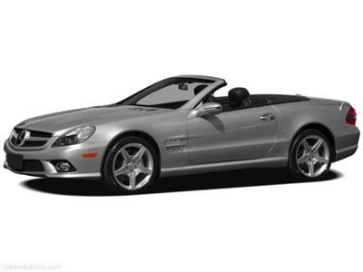Mercedes SL550 Rental Miami