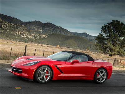 CORVETTE STINGRAY CONVERTIBLE renta Miami