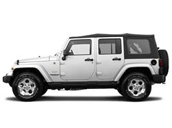JEEP WRANGLER 4 DOOR Rental Miami