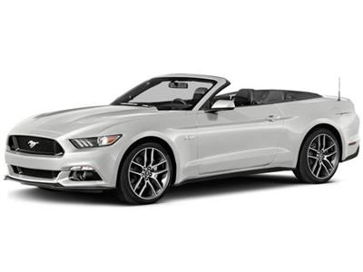 Mustang Convertible Rental Miami